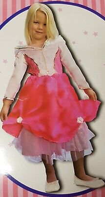 Kostüm Prinzessin PRINCESS CINDERELLA ASCHENPUTTEL Fasching Kinder 140-152 PARTY