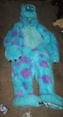 Adult Monsters Inc Costumes (ORIGINAL DISNEY SULLY MONSTERS INC ADULT COSTUME SZ)