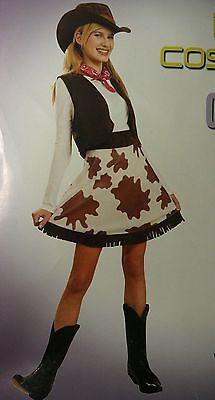 Cow Girl Halloween Costumes (Western Cowgirl Cow Girl Costume)