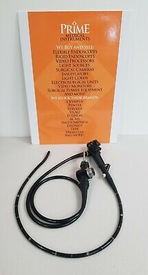 Olympus Gif-1t100 Theraputic Video Gastroscope