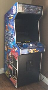 Arcade game, Golden Tee and more..