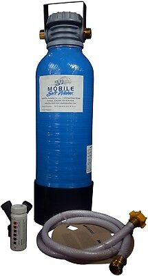 Premium Mobile-Soft-Water™ 8,000gr Portable Manual Regenerate for RV's on the go