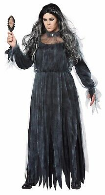 California Costumes The Legend of Bloody Mary Women Adult Halloween Costume Plus ()