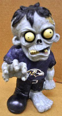 Baltimore Ravens - Zombie - Dekorativer Gartenzwerg Figur - Zombie Gartenzwerge