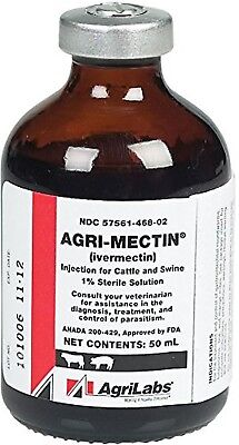 (Generic Ivermectin Injection - 50 ml FREE SHIPPING !!)