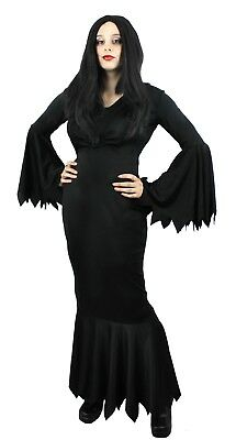 Femmes Noir Gothique Vampire Vampire Déguisement Halloween TV Film