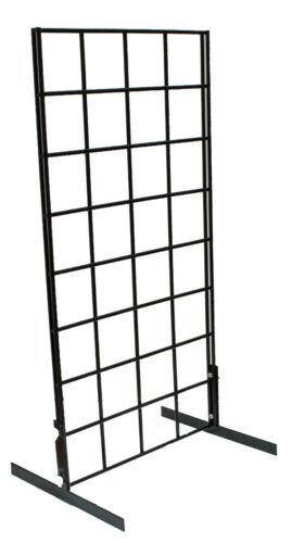 Counter Top Gridwall Display Fixture