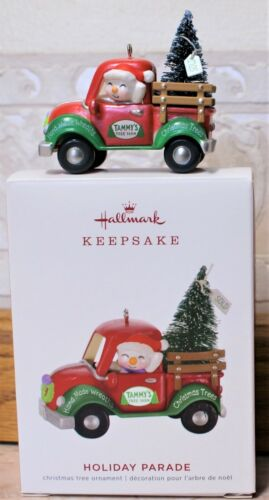 Hallmark 2019 Holiday Parade Ornament First in Series, Tammy