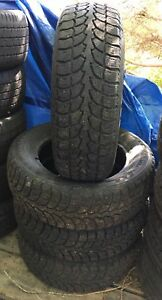 Like New, 4 x Winter Tires 195/65R15