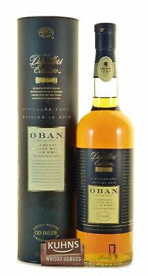 Oban Distillers Edition 2001-2016 Highland Single Malt Scotch Whisky 0,7l, 43 Vo