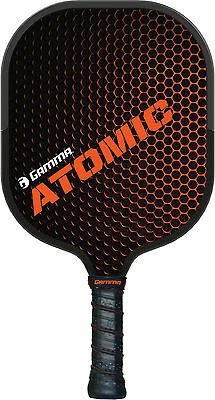 Brand New with scratch Pickleball Paddle Head Radical Pro Green Blue