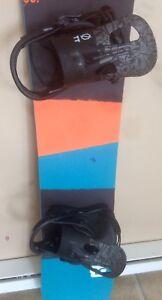Nitro Stance 149cm avec bindings Flux