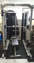 POWER RACK, SMITH MACHINE, FUNCTIONAL TRAINER - ALL IN ONE Paddington Brisbane North West Preview