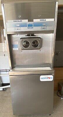 2010 Taylor Ice Cream Machine 8756 1ph Air Cooled Soft Serve