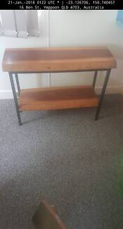 Solid Timber Side Table