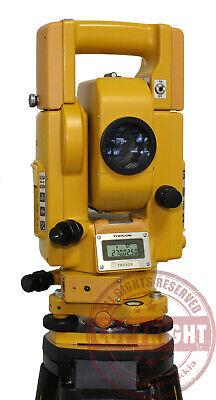 Topcon Gts-3c Surveying Total Stationtopcontrimblesokkianikontransit