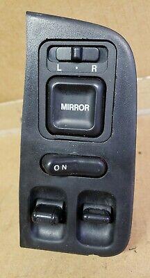 97 98 99 Acura CL Coupe Master Power Window 2 Door Mirror Switch