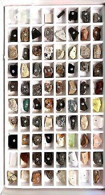 75 Specimen Intro Earth Science Rock Collection Fisher Scientific Company