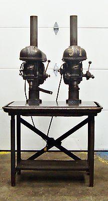 Delta Drill Press 2 Drill Press On One Table 14669lr