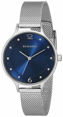 Skagen SKW2307 Women's Anita Silver Stainless-Steel Quartz Fashion Watch