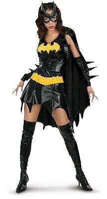 Rubie's 888440 BATGIRL Taglia S Costume Adulto Nuovo Donna Batman Secret Wishes