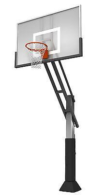 Höhenverstellbarer Korb für kleine und große Basketballfans (Foto: Yuriy Panyukov/Thinkstock)