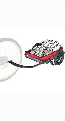 Allen Sports Universal Bicycle Bike Cargo Trailer & Pull Cart Transport Carrier