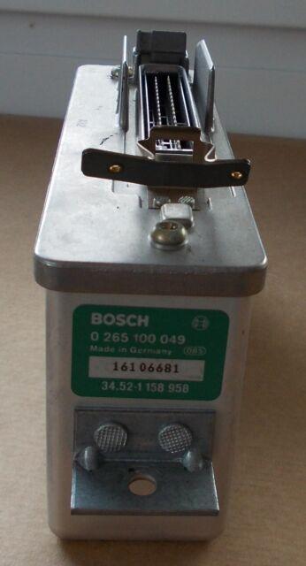 BMW E34 ABS Steuergerät  Bosch 0265100049