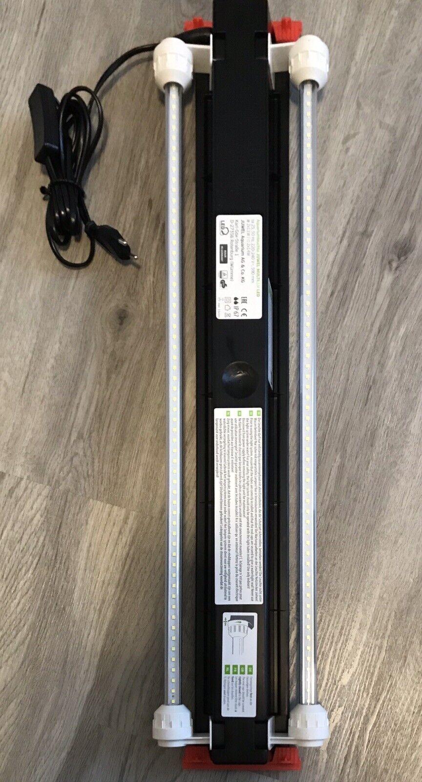 JUWEL MultiLux LED 70 (2x11W) LED-Aquarienbeleuchtung + Leuchtmittel