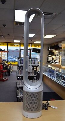 Dyson Am 11 Tower Air Purifier White   Silver W  Remote Free Shipping