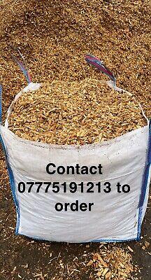 Bulk Bag Of Woodchip/Bark