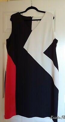 Plus Size 20W Calvin Klein Dress