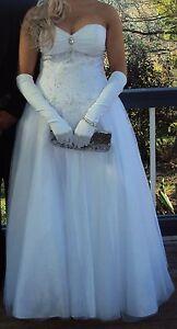 Deb dress princess Emerald Cardinia Area Preview