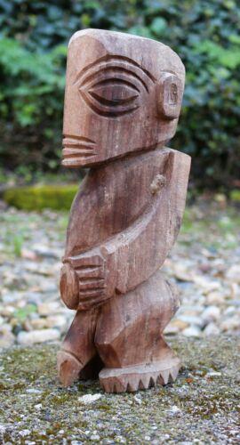 Rare Antique Rarotonga Tangaroa (Atua) Fisherman