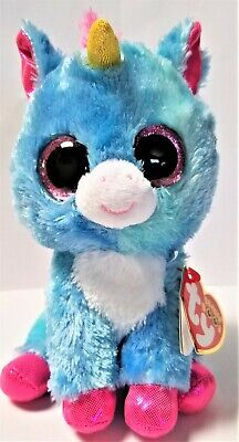 Beanie Boo Stuffed Animals (Ty Beanie Boo's - 6'' STITCHES The Unicorn Stuffed Plush)
