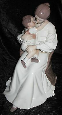 "BING&GRONDAHL / ROYAL COPENHAGEN FIGUR #1552  ""MOTHER LOVE"" TOP 1. WAHL"