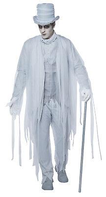Victorian Ghost Haunting Gentlemen Adult Men Costume (Victorian Mens Costumes)