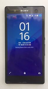 Sony Xperia Z 16gb black Woodville West Charles Sturt Area Preview