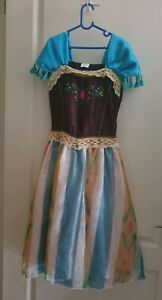 Kids Anna 'Frozen' Costume / Dress - High Quality - Perfect condition
