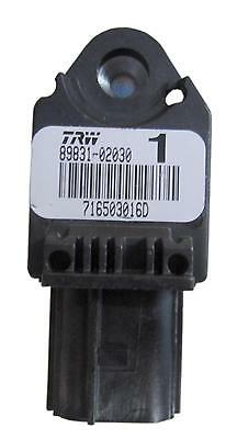 *NEW* Side Impact Crash Airbag Air Bag Sensor Toyota OEM 89831-02030