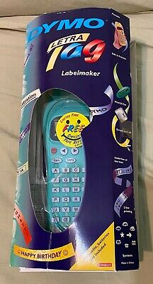 New Open Box Dymo Letratag 2000 Label Maker Thermal -- Ships Fast