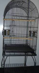Parrot Cage with Stand & Wheels Uralla Uralla Area Preview