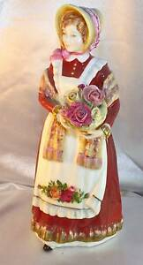 Rare, Royal Doulton **Old Country Roses** Figurine - Large Piece - HN 3692 - WOW