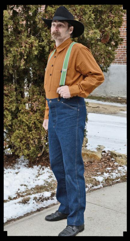 Trousers - Denim Gold Rush Jeans Heirloom Brand