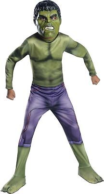New Avengers Age of Ultron Hulk Child Costume Halloween Size Large 12-14 - Halloween Costumes Age 12