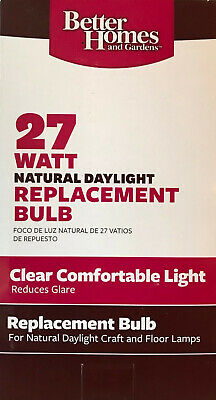 Better Homes 27-Watt Quad-Pin Daylight Bright CFL - 6500K / 1050 Lumens -