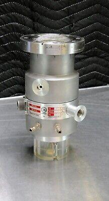 Edwards Varian Turbo-v80 Turbo Vacuum Pump 969-9999 Italy 1000hz180va 54 Volt