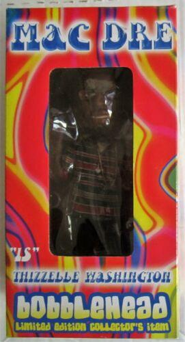 Original Mac Dre Thizzelle Washington Bobblehead limited edition New unopened