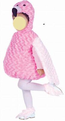 Baby Kostüm Flamingo 1-2 Jahre Kleinkind Karnevalskostüm Mädchen Karneval