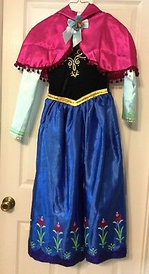 Anna Dress w/ Cape from Disney's Frozen Costume](Anna From Frozen Costume)